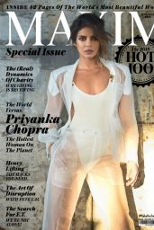 Priyanka Chopra - Maxim India June/July 2018