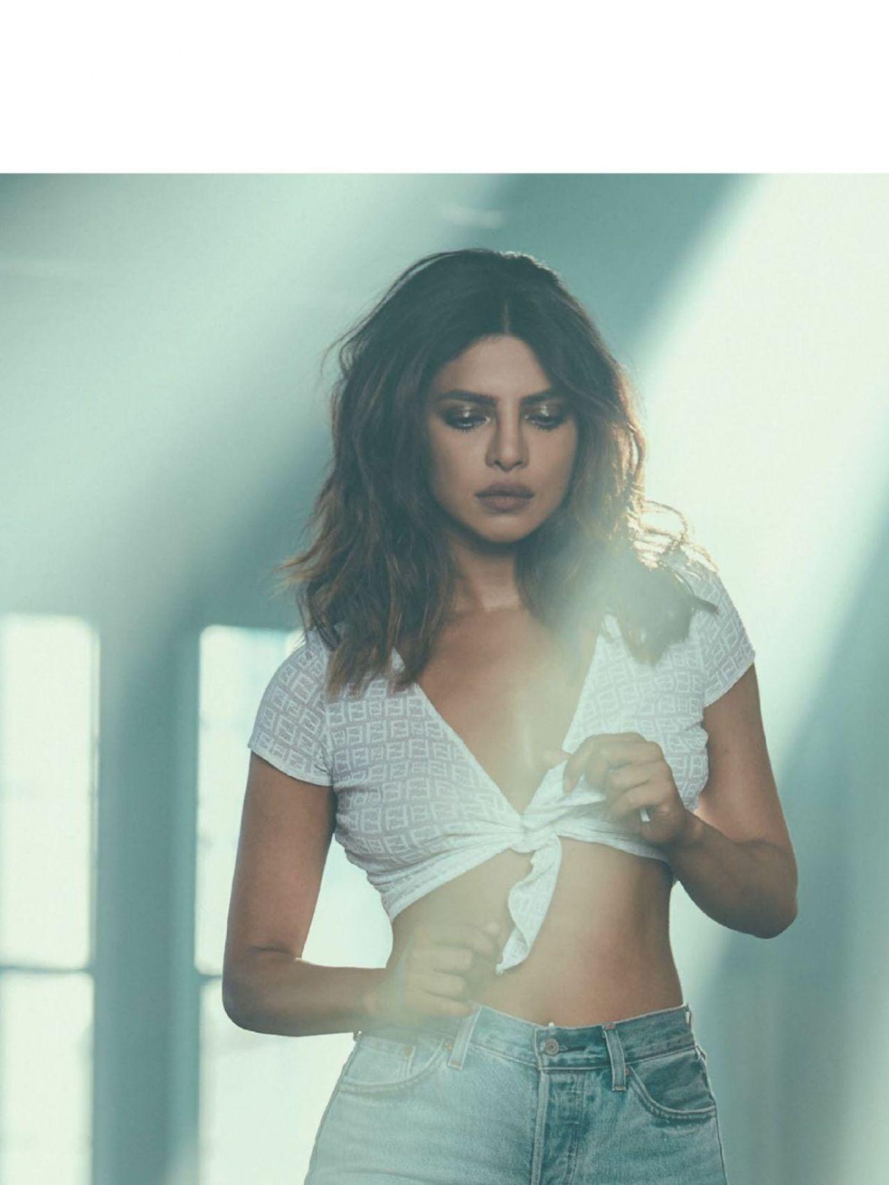 Priyanka Chopra Maxim India Junejuly 2018