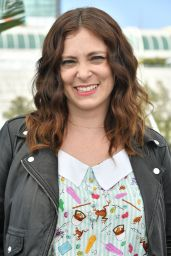 Rachel Bloom - Variety Studio Comic-Con San Diego 2018