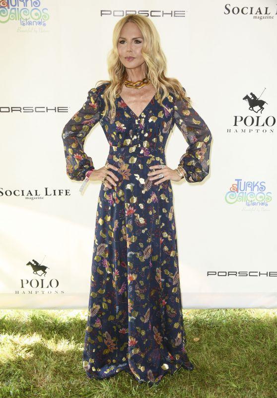 Rachel Zoe - Rachel Zoe Host Polo in the Hamptons in NYC 06/30/2018