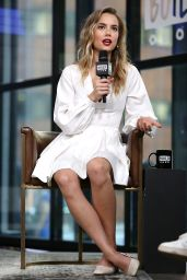 Rebecca Rittenhouse Appeared on BUILD Speaker Series in NYC 07/19/2018
