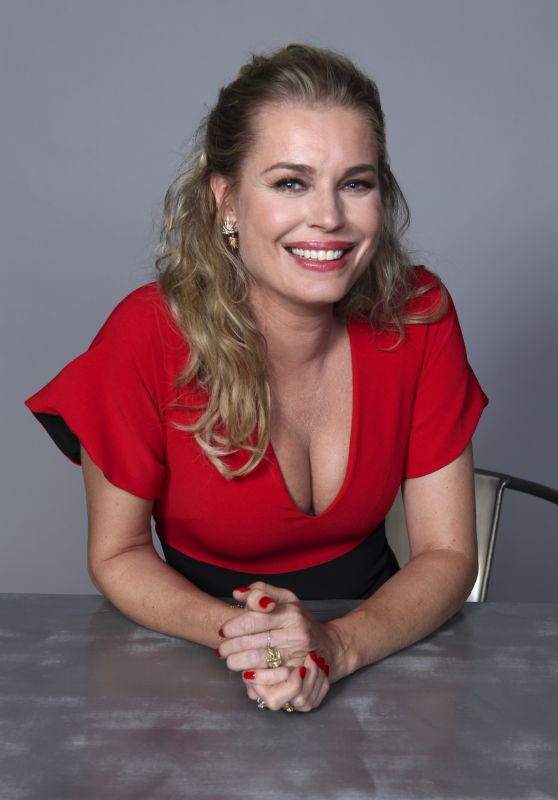 Rebecca Romijn - San Diego Comic-Con 2018 Photoshoot