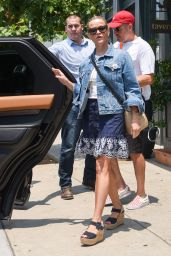 Reese Witherspoon - Leaving Tavern Restaurant in Brentwood 07/28/2018