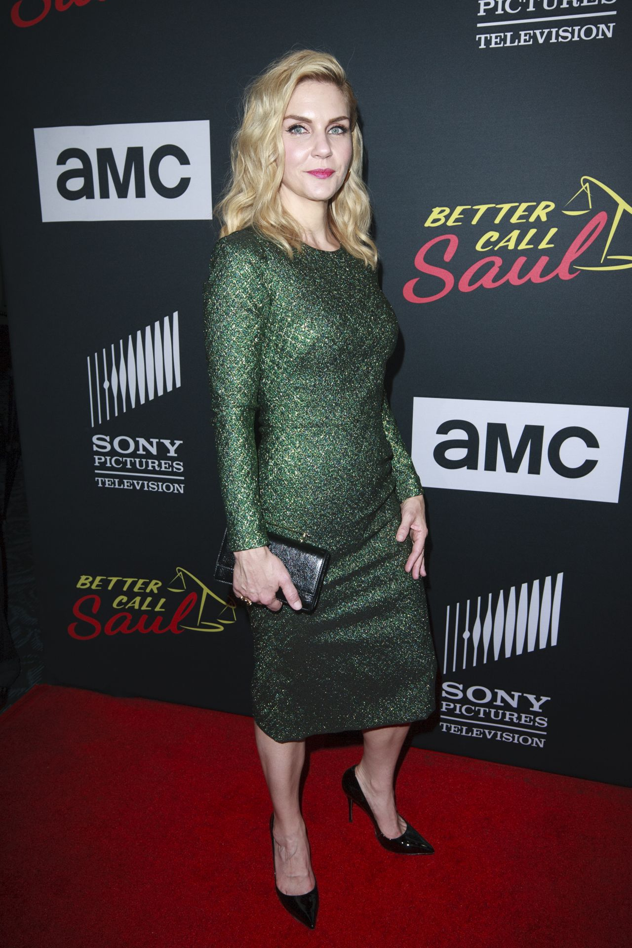 Rhea Seehorn Better Call Saul Season 4 Premiere At