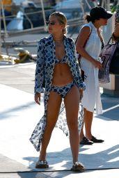 Rita Ora in Bikini - Barcelona 07/19/2018