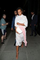 Rochelle Humes – ITV Summer Party in London 07/19/2018