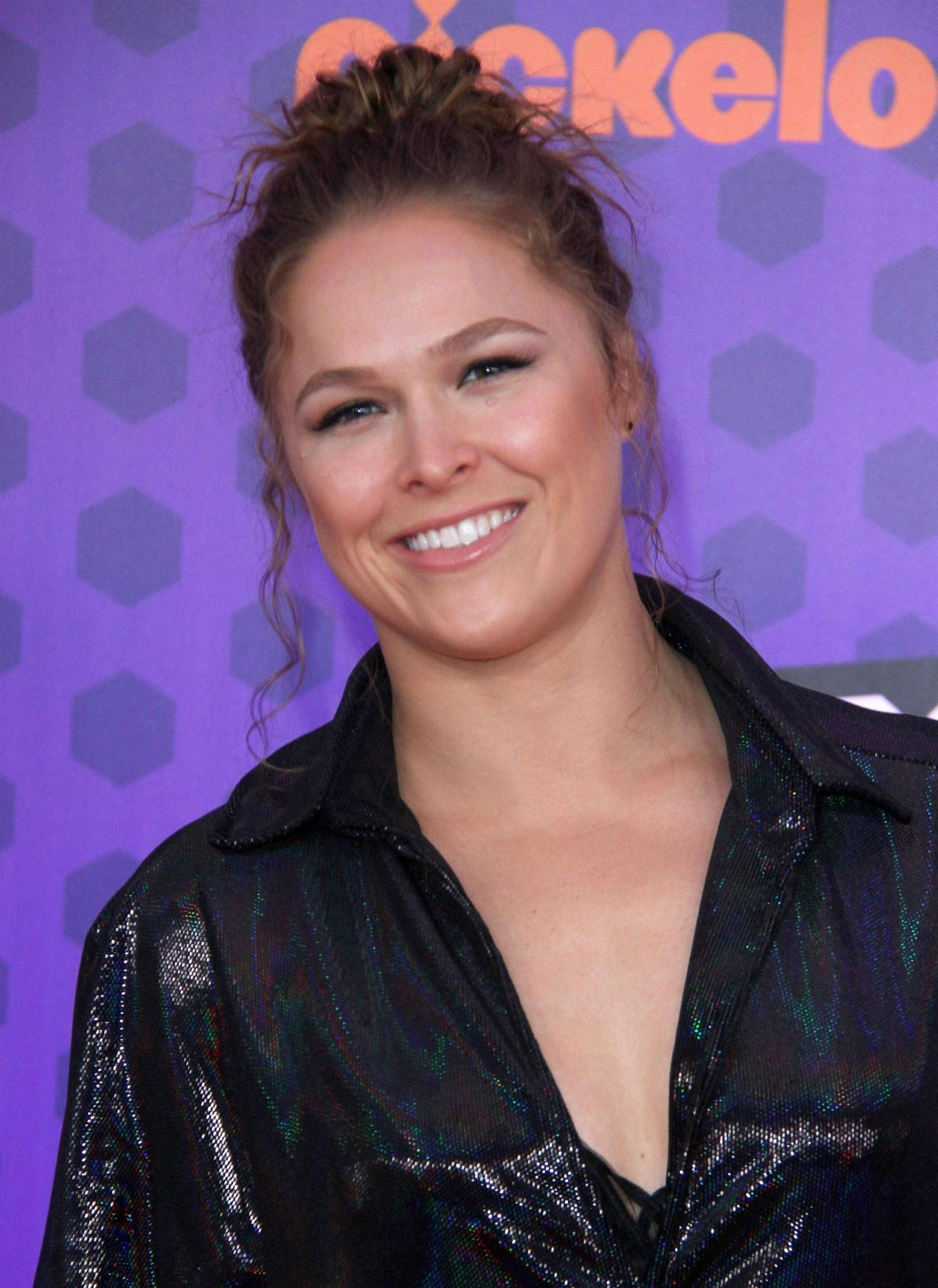 Danica Patrick 2018 >> Ronda Rousey – 2018 Kids' Choice Sports Awards