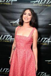 "Rosa Salazar - ""Alita: Battle Angel"" Special Presentation at 2018 SDCC"
