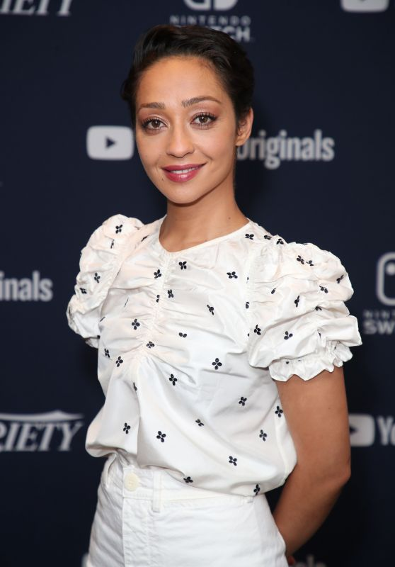 Ruth Negga – Variety Studio at 2018 SDCC, Day 2