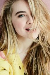 Sabrina Carpenter -  Seventeen Magazine August/September 2018 Photos