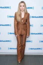 Sabrina Carpenter - SiriusXM Studios in NYC 07/26/2018
