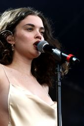 Sabrina Claudio - Panorama Music Festival at Randall