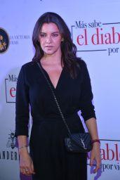 """Sara Maldonado - """"Mas Sabe el Diablo por Viejo"""" Premiere in Mexico City"""