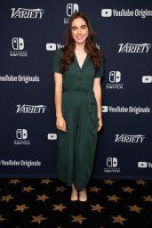 Sarah Desjardins - Variety Studio Comic-Con San Diego 2018