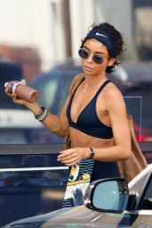 Sarah Hyland - Leaving the Gym in LA 07/25/2018