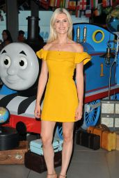 "Sarah Jayne Dunn - ""Thomas & Friends: Big World Big Adventures"" Premiere in London"