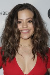 Sarah Jeffery – Los Angeles Beautycon Festival 2018