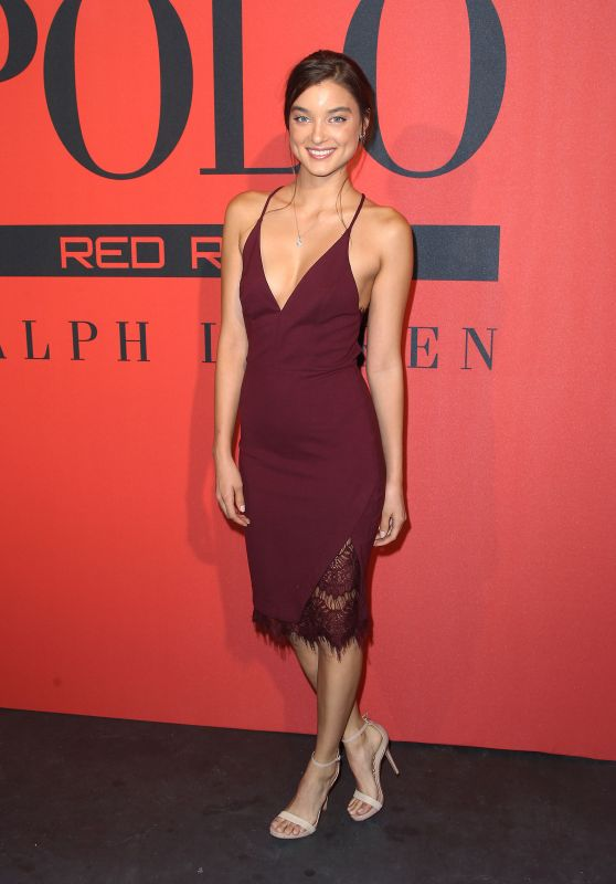Sarah Simmons – Polo Red Rush Launch Party in NY