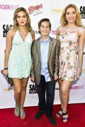 Saxon Sharbino - Sage Launch Party in Los Angeles