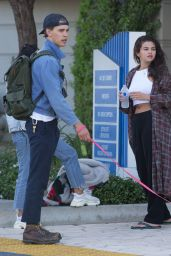 Selena Gome, Vanessa Hudgens and Austin Butler - Out in Los Angeles 07/13/2018