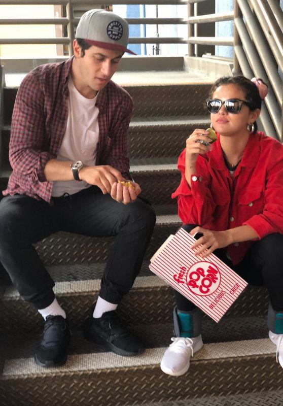 Selena Gomez - Social Media 07/05/2018
