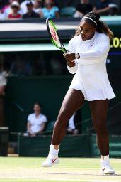 Serena Williams – 2018 Wimbledon Tennis Championships in London, Day 10
