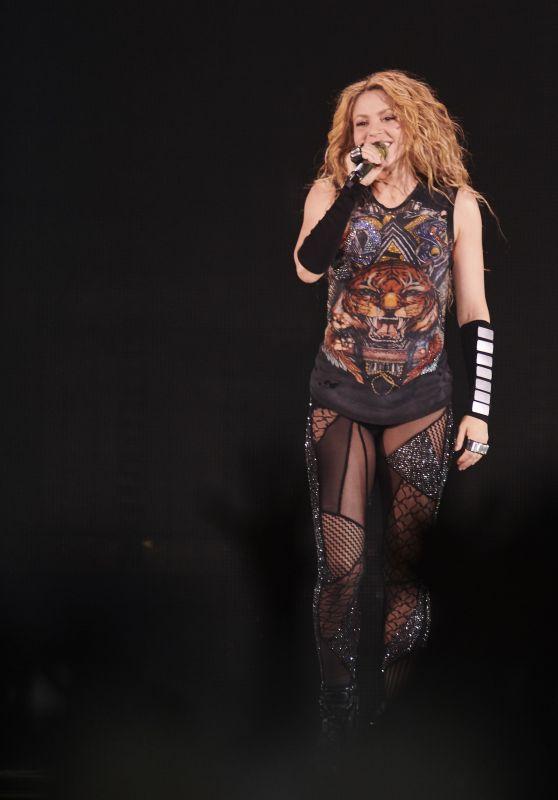 """Shakira - """"El Dorado World Tour"""