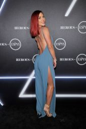 Sharna Burgess - Heroes at the ESPYS at City Market in LA 07/17/2018
