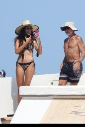 Sharon Fonseca in Bikini in Formentera 07/17/2018