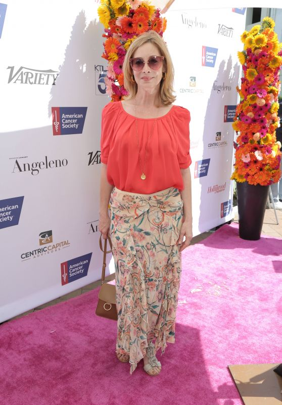 Sharon Lawrence – 33 Gourmet Garden Party in Culver City 07/15/2018