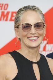 """Sharon Stone – """"The Spy Who Dumped Me"""" Premiere in LA"""