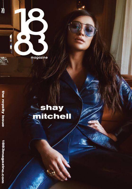 Shay Mitchell - 1883 Magazine, August 2018