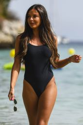 Shelby Tribble in Swimsuit - Holiday at Balearic Islands in Spain 07/23/2018