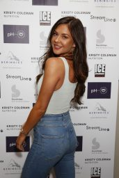 Shelby Tribble - Power of Health Launch Party in London