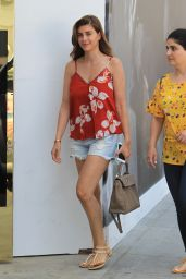 Shiva Safai - Goes Shopping in the 90210 07/26/2018