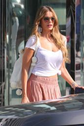 Sofia Vergara - Shopping at Sephora in LA 07/18/2018