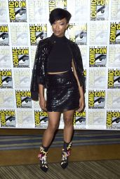 "Sonequa Martin-Green - ""Star Trek Discovery"" Panel at 2018 SDCC"