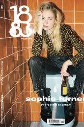 Sophie Turner - 1883 Magazine Issue #12, August 2018