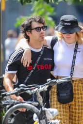 Sophie Turner and Joe Jonas Out in NYC 07/28/2018