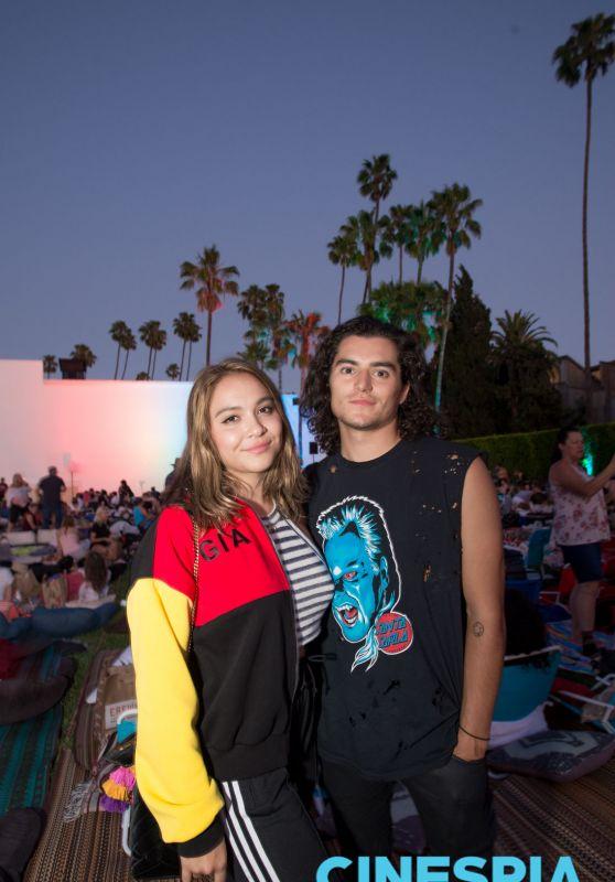 "Stella Hudgens - ""The Lost Boys"" Screening in Los Angeles"