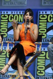 Stephanie Beatriz - Warner Bros. Presentation at 2018 SDCC