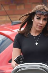 Stephanie Davis  - Out in Liverpool 07/19/2018