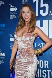 Susana Posada – 2018 HBO Latin America in Mexico City