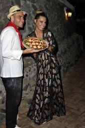 Sveva Alviti - Ischia Global Festival Gala Dinner in Ischia 07/16/2018