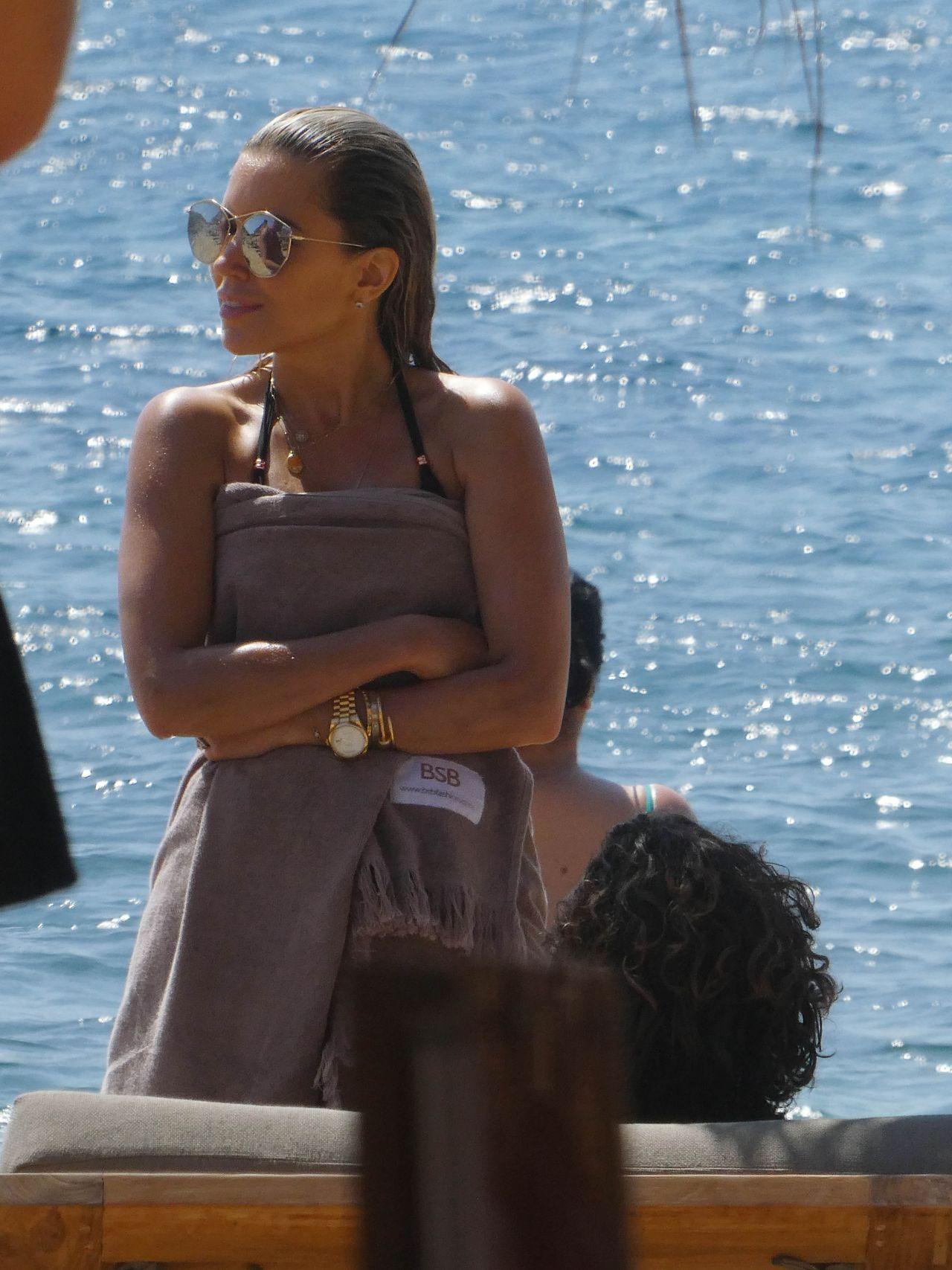 Sylvie Meis in Bikini ...
