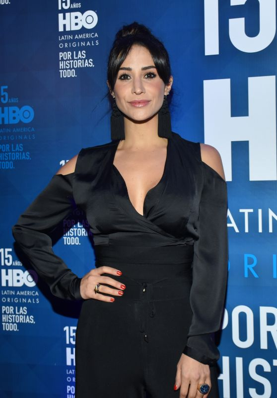 Tania Lopez - 2018 HBO Latin America in Mexico City