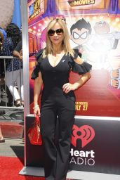 "Tara Strong - ""Teen Titans Go! To the Movies"" Premiere in Los Angeles"