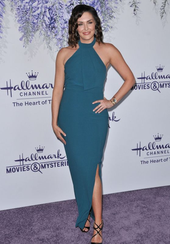 Taylor Cole – Hallmark Channel Summer 2018 TCA Party in Beverly Hills