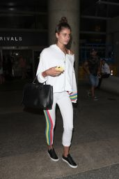 Taylor Hill - LAX Airport in Los Angeles 07/11/2018