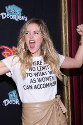 "Taylor Louderman – ""Freaky Friday"" Premiere in New York"